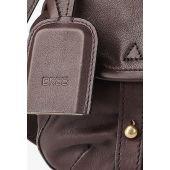 Екстравагантна чанта Bree, тип клъч в кафяв цвят, Код F603