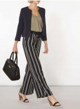 Стилно дамско сако DOROTHY PERKINS в изчистен черен цвят, Размер S, Код JA917