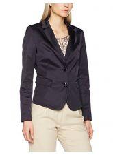 Невероятно дамско сако COMMA от прекрасна материя в мастилен син цвят, Размер L-XL, Код JA900