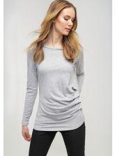 Елегантна дамска блуза VERO MODA с набор отстрани, Размер L-XL, Код BL500