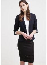 Изискано дамско сако MORE&MORE от прекрасна материя в мастилен син цвят, Размер M, Код JA913