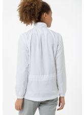 Нежно дамско яке RALPH LAUREN в снежно бял цвят, Размер XS, Код JA907