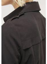 Стилно дамско яке VERO MODA в подчертаващ черен цвят, Размер M, Код JA904