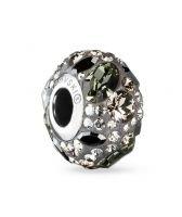 Талисман БЛЯСЪК В НОЩТА от Swarovski® Pave Beads, Код PR V111