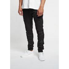 Мъжки дънки CAYLER & SONS, тип Boyfriend в черен цвят, Размер W 30, Код JJ522