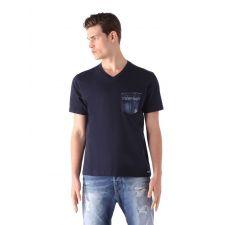 Eфектна тениска DIESEL с къс ръкав, Размер L, Код BL002
