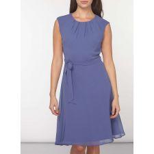 Омайна рокля DOROTHY PERKINS в пастелно син цвят, Размер XXXL, Код DD507
