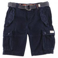 Екстравагантни панталони CORE HEAVY в класически син цвят, Размер XL, Код TT710