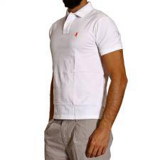 Eжедневна тениска с яка RALPH LAUREN с къс ръкав, Размер M, Код BL337