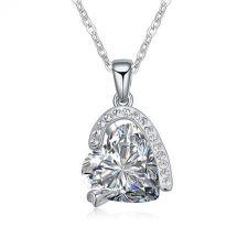 Луксозно Колие ТЕМИДА НЮ, Swarovski® Crystals Zerga Brand, Код ZG N030A