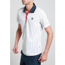 Спортна тениска FILA с къс ръкав и яка, Размер L, Код BL322