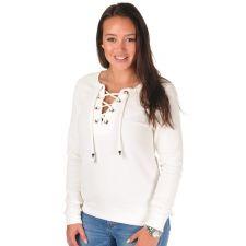 Спортна блуза ONLY с връзки на деколтето, Размер M, Код BL428