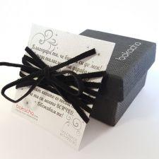 Чокър SIMPLE CHOKER, два броя в стилно черен цвят, 316L C020