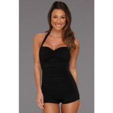 Дамски цял бански  SEAFOLLY, черен цвят, Размер XL, Код UW0009-XL