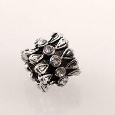 Талисман СМЕЛО НАПРЕД с Austrian crystals, Код PR V030