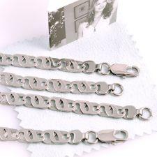 Ланец от стомана СРЕБЪРЕН АПОЛОН, код 316L N019