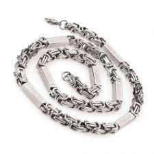 Ланец от стомана за мъж СРЕБЪРНO ВЕРСАЧЕ ВЕРСУС, код 316L N050