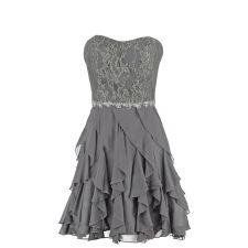Официална рокля LAONA с кристали, Код DD0109