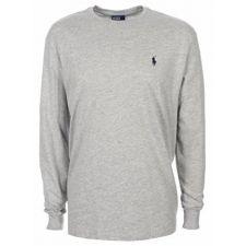 Стилен пуловер RALPH LAUREN в сив цвят, Размер L, Код BL307