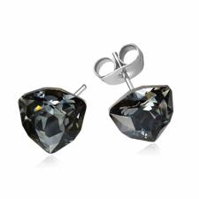 Сет Обеци с кристали Swarovski® TRILLIANT, CUBE и RIVOLI 7мм, 6мм и 8мм, Многоцветни, Код PR S430B