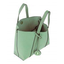 Елегантна чанта U.S. Polo Assn в тюркоаз зелен цвят, Код F608