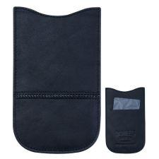 Луксозен калъф за iPhone 5, DSE Swarovski Elements, черна кожа и кристали, Код 5082472