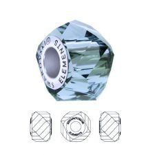 Колие с талисман КЪСМЕТ ЗА ТЕБ, Swarovski® Pave Beads, Код PR N528