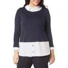 Дамска блуза EVANS с дълъг ръкав, Код BL0034