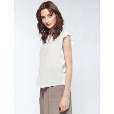 Дамска блуза MAX&Co с къдри, Код BL0030