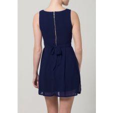 Елегантна рокля WAL-G в тъмно син цвят, Размер L,  Код DD0137