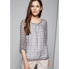Феерична блуза COMMA с 3/4 ръкави, Размер XL, Код BL0116
