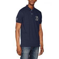 Eжедневна тениска HILFIGER DENIM с къс ръкав, Размер M, Код BL550