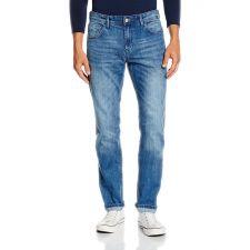 Класически джинси TOM TAILOR, вталена кройка, Размер W 33, Код JJ516