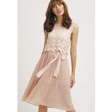 Дамска рокля MOLLY BRACKEN цвят оранж, Код DD0023-MR