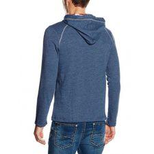 Спортна блуза TOM TAILOR с дълъг ръкав и качулка, Размер M, Код BL341