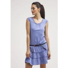Дамска рокля ANNA FIELD цвят син, Код DD0042