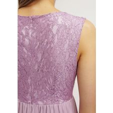 Официална дълга рокля ANNA FIELD светло лилав цвят, Размер XL/XXL, Код DD0103