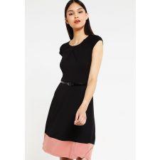 Ежедневна дамска рокля ANNA FIELD в черно, Код DD0033-AF