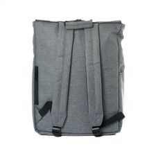 Раница Spiral Bags в сиво и черно, Код F123