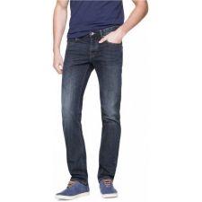 Класически дънки BENETTON, права кройка в син цвят, Размер W 32, Код JJ502