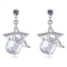 Бижута DESTINO със SWAROVSKI® Crystals, Колие и Обеци Zerga Brand, ZG S552