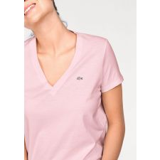 Дамска тениска LACOSTE с къс ръкав, Код BL0042