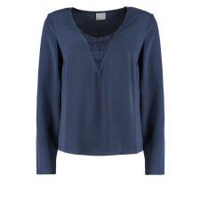 Дамска блуза GREEN ATTITUDE с дълъг ръкав, Код BL0047