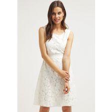 Дамска рокля CREAM Брюкселска дантела, кремаво бял цвят, Размер M, Код DD0147