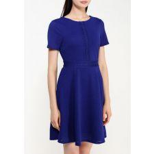 Стилна рокля DOROTHY PERKINS в тъмносиньо, Размер М, Код DD0130