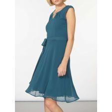 Феерична рокля DOROTHY PERKINS синьо-зелен цвят, Код DD0048