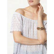Дамска блуза с къс ръкав DOROTHY PERKINS, Размер M, Код BL0062
