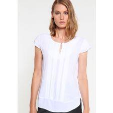 Ефирен дамски топ ESPRIT в бял цвят, Размер M, Код BL115-2