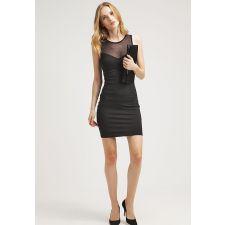 Ежедневна дамска рокля EVEN & ODD в черно, Код DD0061