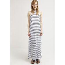 Дълга ежедневна рокля EVEN & ODD на райета, Код DD0301